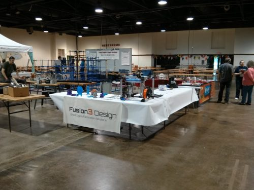 MFNC 2013 set up – the calm before the storm