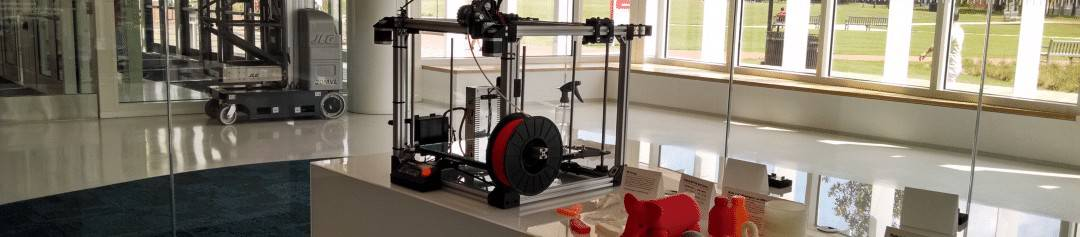 3D Printers & University Library Makerspaces
