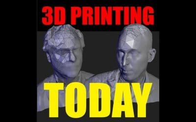 F400 Gets More Kudos From 3D Printing Today Podcast