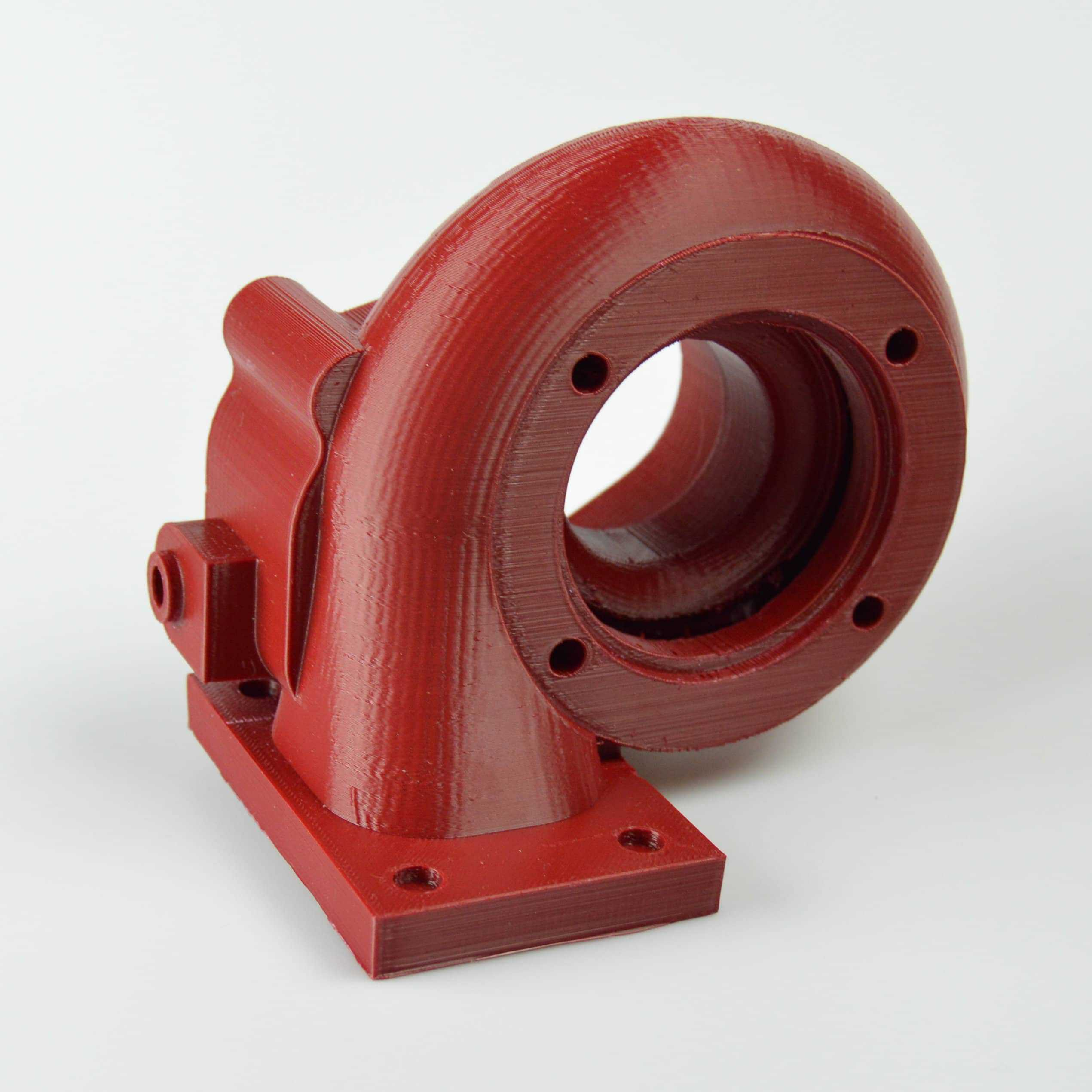 Large ABS 3D printed part