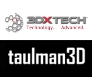 Certified Materials: 5 New Formulations From 3DXTech and Taulman3D