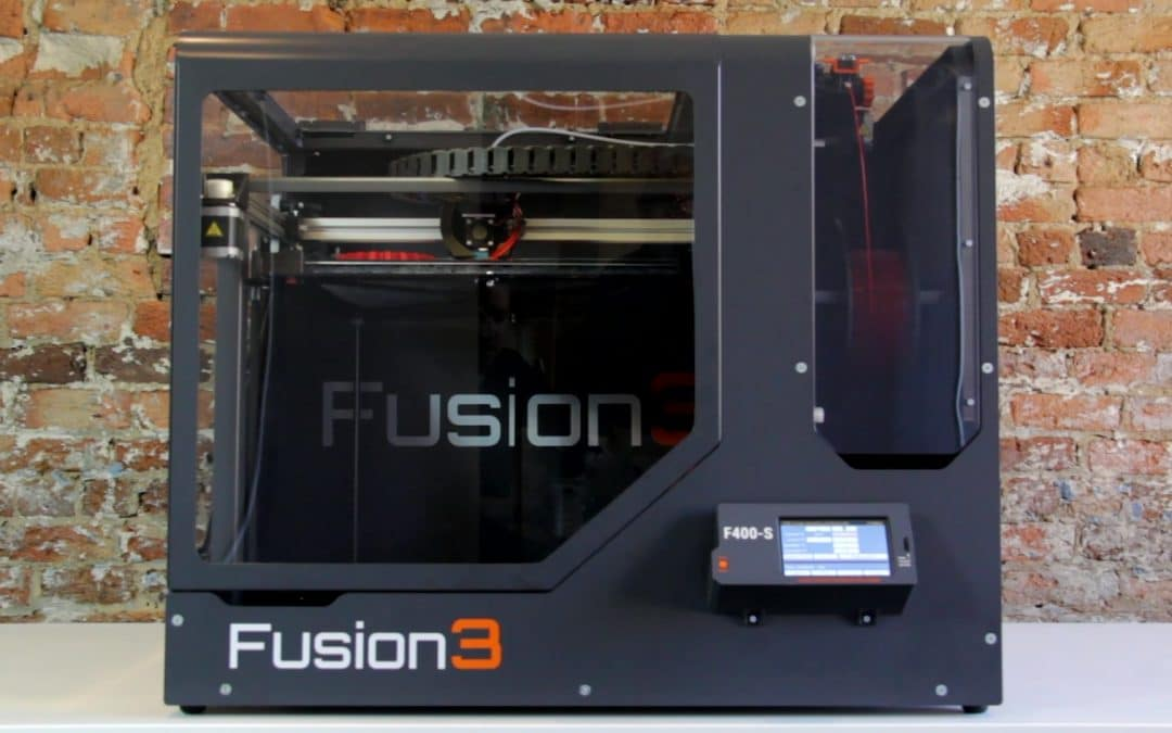 Affordable 3D Printer For Business & Education: Fusion3 F400