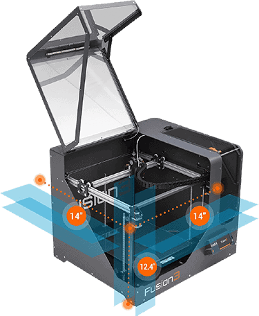 large industrial 3D printer