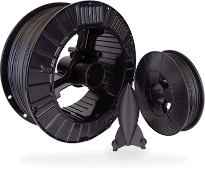 carbon fiber 3D printer spool